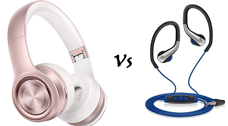 Headphones or Earphones Which are Better?