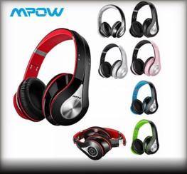 Mpow 059 Noise Cancelling Bluetooth Headphones