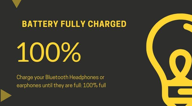 How long do Bluetooth headphones take to charge?