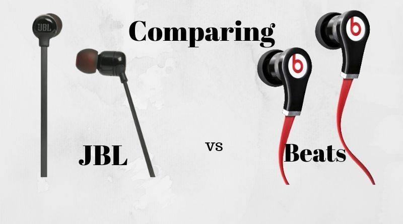 JBL Vs Beats Wireless Earbuds
