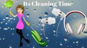 How to clean and remove sweat smell from headphones