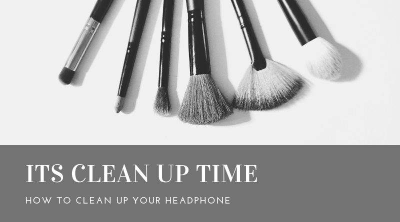 How to Clean Headphones after Working Out