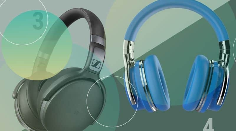 Best over-ear Headphones for Seniors
