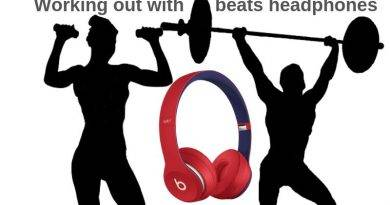 working out with beats headphones