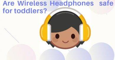 Are Wireless Headphones Safe for Toddlers