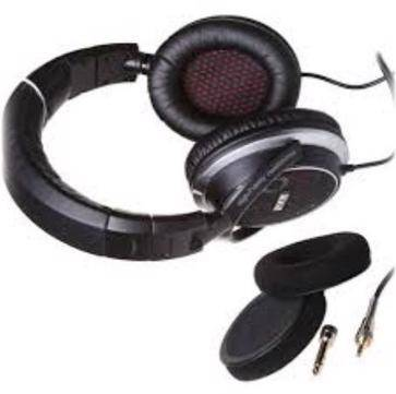 LyxPro OEH-10 Open Back Headphones, a safe one for your ears
