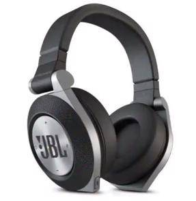 On a few times, Logan paul uses these JBL E50BT Black Premium Wireless Over-Ear Bluetooth Stereo Headphone
