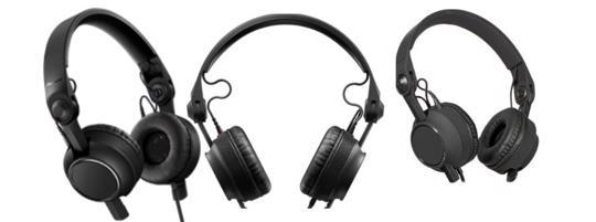 Pioneer HDJ C70 headphones mostly used by Sasha