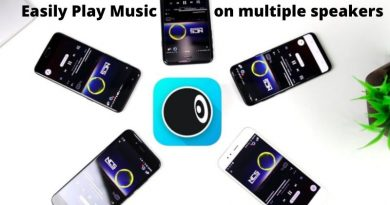 Play Music on Multiple Bluetooth Speakers in Android or iPhone
