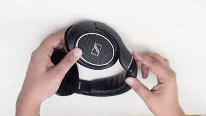 Sennheiser HD 598 SR open back headphones