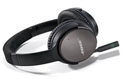 Bose Quiet Comfort 25 good for small heads