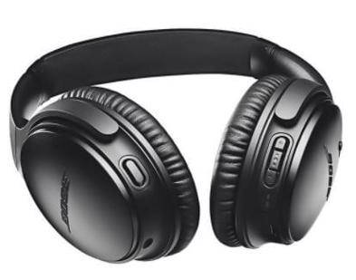 Bose Quiet Comfort 35 II good for small heads
