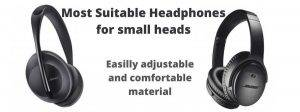 Headphones for Small Heads