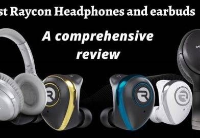 Ray J Headphones, Ray J earbuds and Raycon earphones review