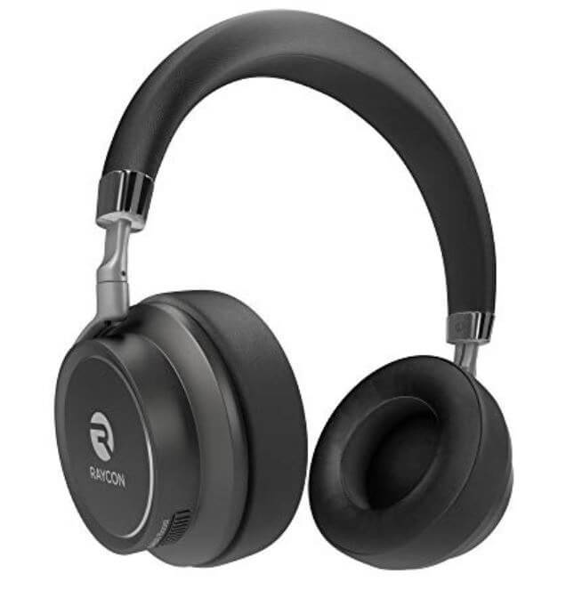Raycon H100 Active Noise Cancelling Ray J Headphones