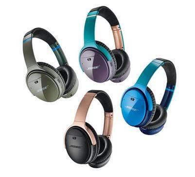 Bose QuietComfort 35 II Headphones for working