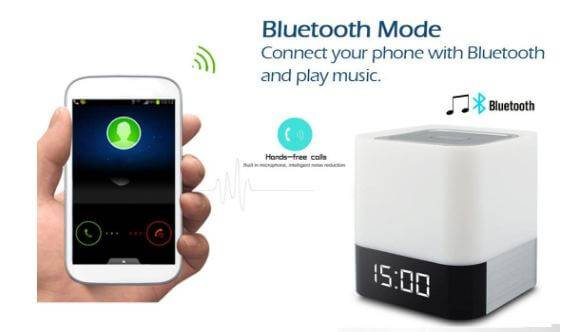 WamGra Portable Wireless Bluetooth Speaker