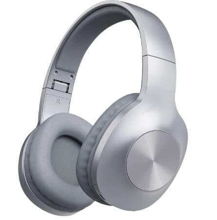 LETSCOM 100 Hours Playtime Wireless Headphones