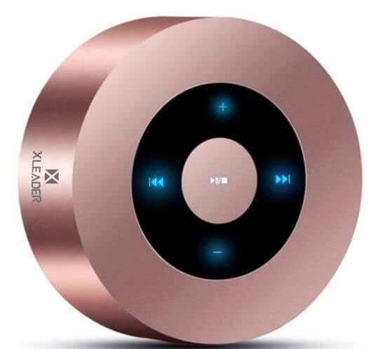 XLEADER SoundAngel Bluetooth Speaker for bedroom