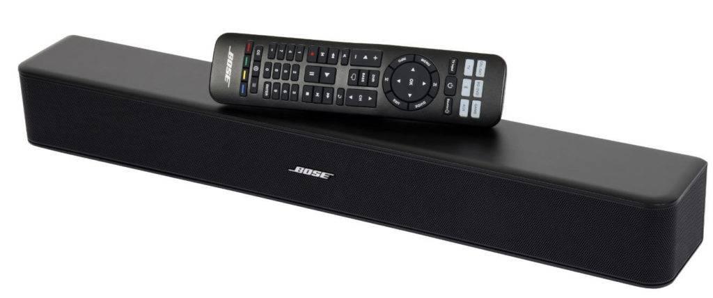 Bose Solo 5 TV Speaker good for elderly