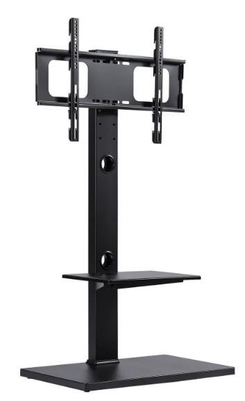 FITUEYES Floor TV Stand with adjustable height