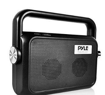 Pyle Music Player good for hard hearing