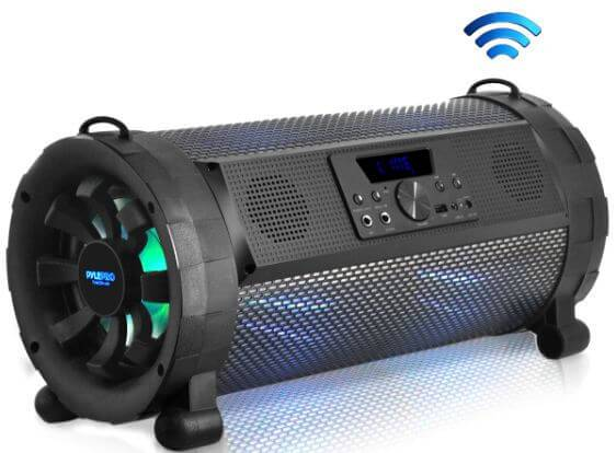 Pyle Wireless Power Radio