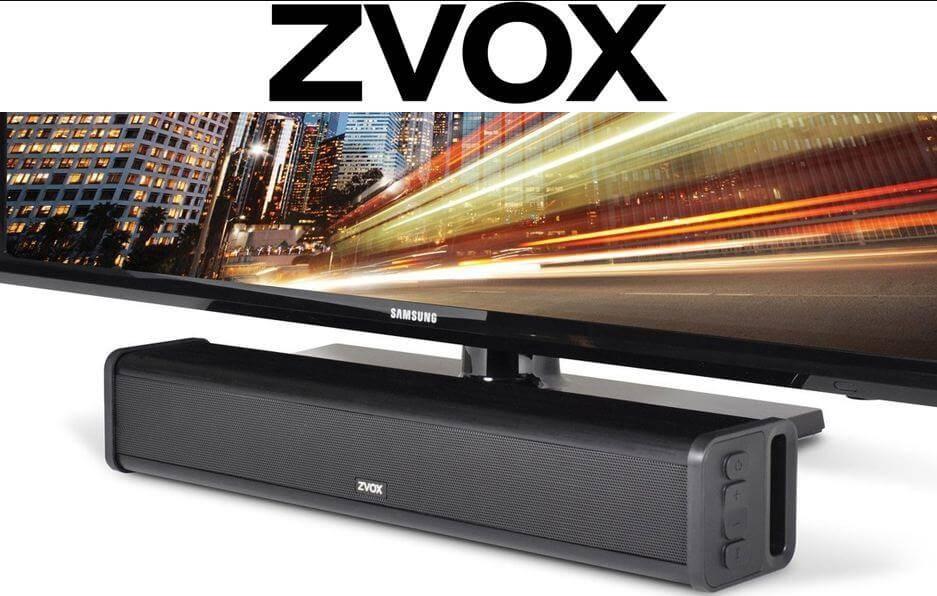 ZVOX Voice-Clarifying Speaker good for hard hearing