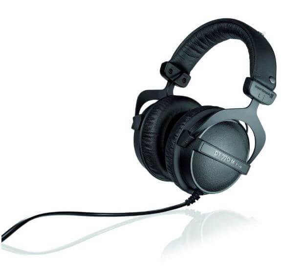 Beyerdynamic DT 770 ideal for entry level musicians