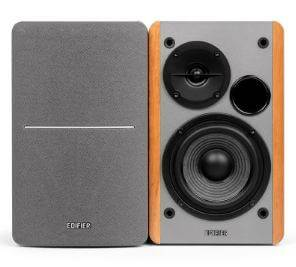 Edifier R1280T Bookshelf Speakers for robust and rich bass output.
