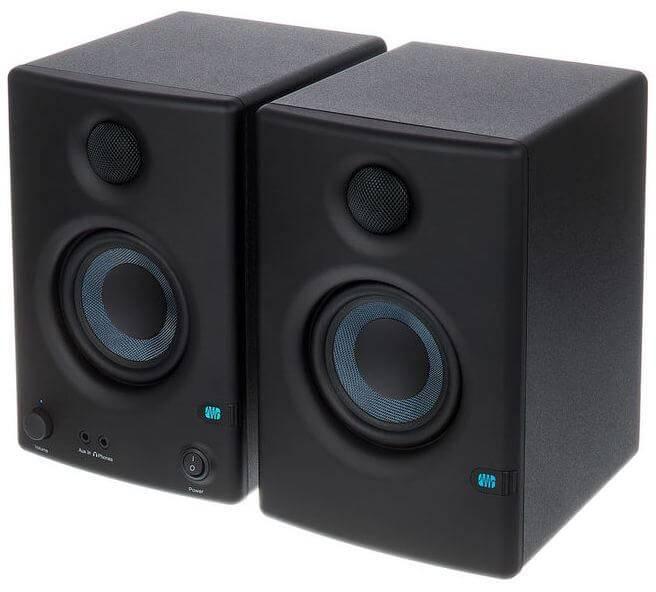 Presonus Eris E3.5-3.5 speakers with 3. 5-inch drivers