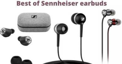 Sennheiser Earbuds, Earphones and Monitors