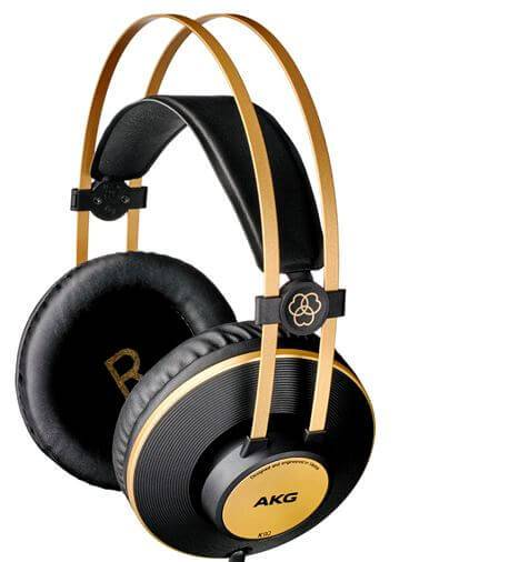AKG Pro Audio K92 suited for professional musicians