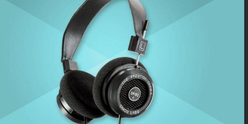 Grado sr80e headphones