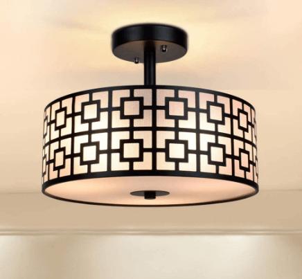Modern Ceiling Light Fixture
