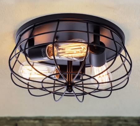 VILUXY Industrial Ceiling Light